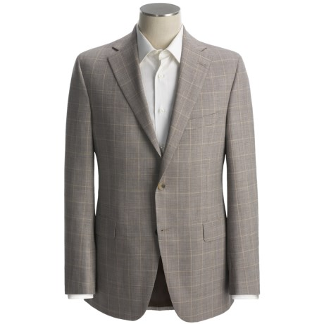 Jack Victor Stepweave Sport Coat - Loro Piana Wool (For Men)