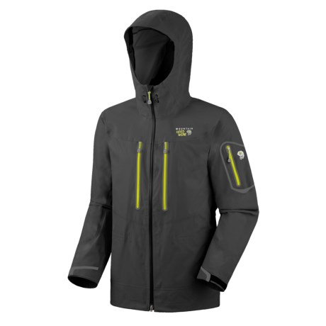 Mountain Hardwear Victorio Dry.Q® Elite Jacket - Waterproof (For Men)