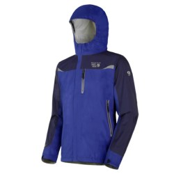 Mountain Hardwear Stretch Cohesion Dry.Q Core Jacket - Waterproof (For Men)