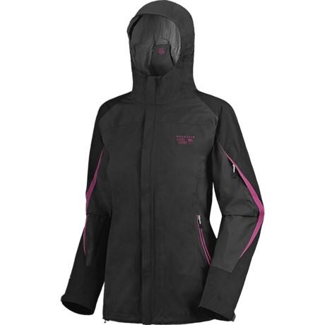 Mountain Hardwear Stretch Cohesion Dry.Q Core Jacket - Waterproof (For Women)