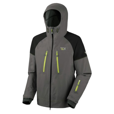 Mountain Hardwear Snowpocalypse Dry.Q Elite Jacket - Waterproof (For Men)