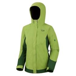 Mountain Hardwear Nazca Dry.Q® Elite Jacket - Waterproof (For Women)