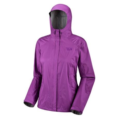 Mountain Hardwear Epic Dry.Q Core Jacket - Waterproof (For Women)