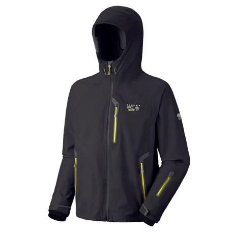 Mountain Hardwear Snowtastic Dry.Q Elite Jacket - Waterproof, Soft Shell (For Men)