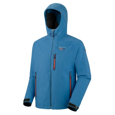 Mountain Hardwear Kepler Soft Shell Jacket - Waterproof (For Men)