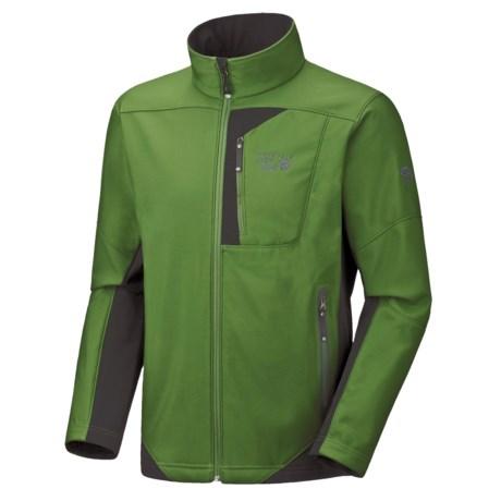 Mountain Hardwear Brono Jacket - Soft Shell (For Men)