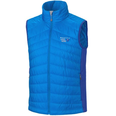 Mountain Hardwear Zonal Vest - Insulated (For Men)