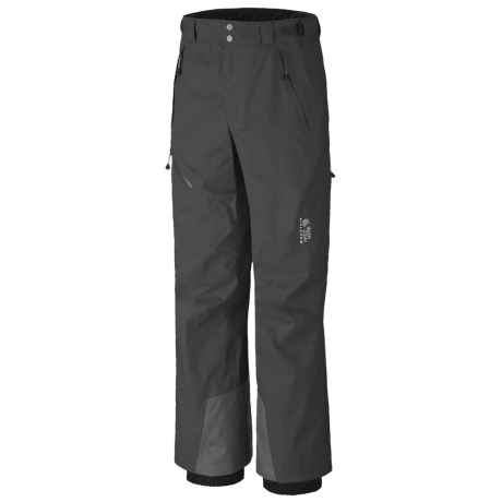 Mountain Hardwear Returnia Dry.Q® Core Snow Pants - Waterproof, Insulated (For Men)