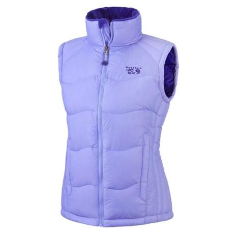 Mountain Hardwear Lodown Down Vest - 650 Fill Power (For Women)