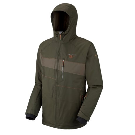 Mountain Hardwear Kryos Dry.Q Core Jacket - Waterproof, Insulated (For Men)