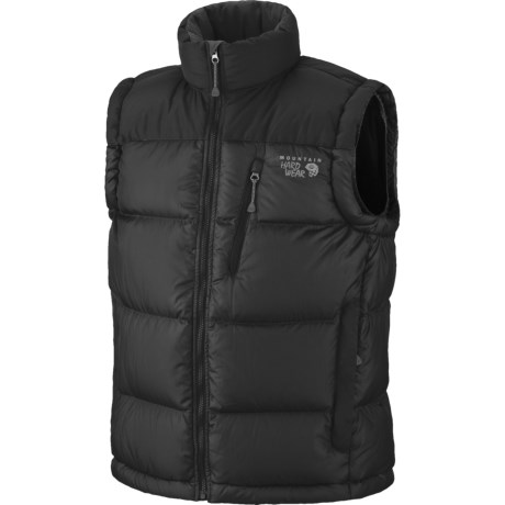 Mountain Hardwear Hunker Down Vest - 650 Fill Power (For Men)