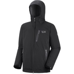 Mountain Hardwear Gravitor Dry.Q Elite Jacket - Waterproof, Insulated (For Men)