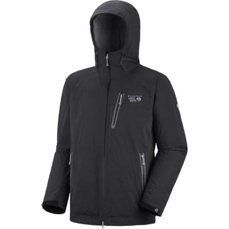Mountain Hardwear Gravitor Dry.Q Elite Jacket - Waterproof, Insulated (For Men)