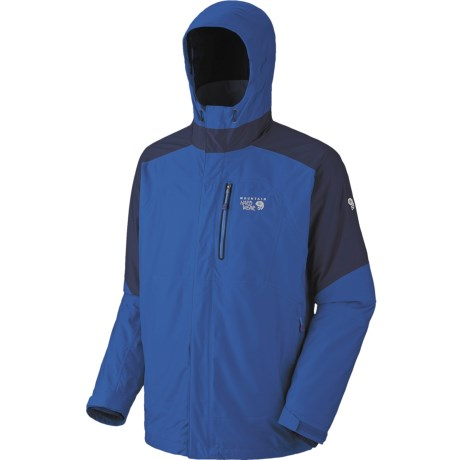 Mountain Hardwear Excursion Trifecta Dry.Q Core Jacket- Waterproof, 3-in-1 (For Men)