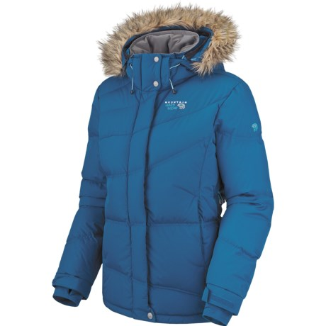 Mountain Hardwear Downhill Down Parka - 650 Fill Power (For Women)