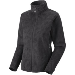 Mountain Hardwear Sable Jacket - Fleece (For Women)