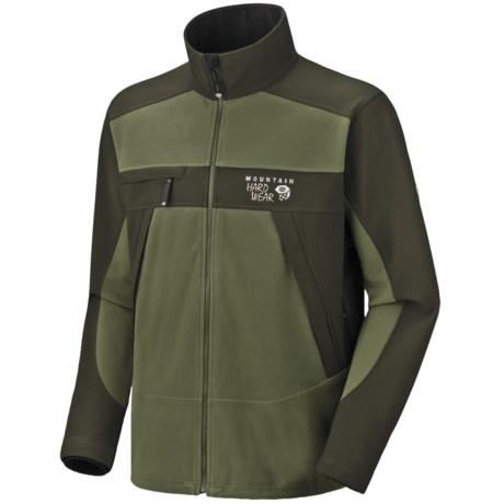 Mountain Hardwear Mountain Tech AirShield Fleece Jacket (For Men)