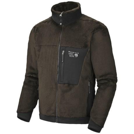 Mountain Hardwear Monkey Man Polartec® Thermal Pro® Fleece Jacket (For Men)