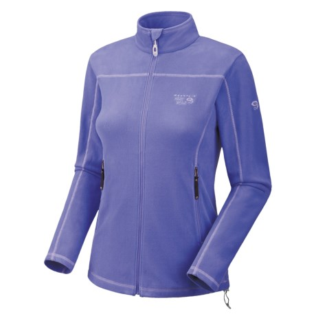 Mountain Hardwear Microchill Jacket - Fleece (For Women)