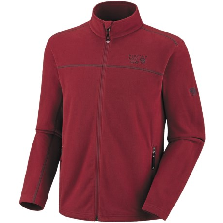 Mountain Hardwear Microchill Fleece Jacket (For Men)