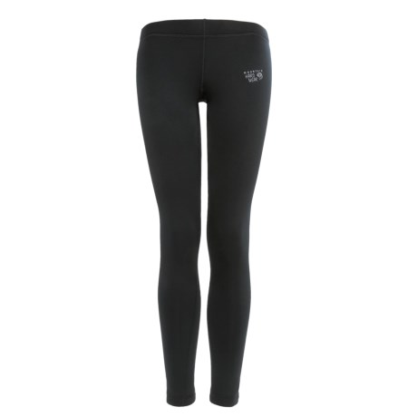 Mountain Hardwear Polartec® Power Stretch® Base Layer Tights  - Reversible (For Women)