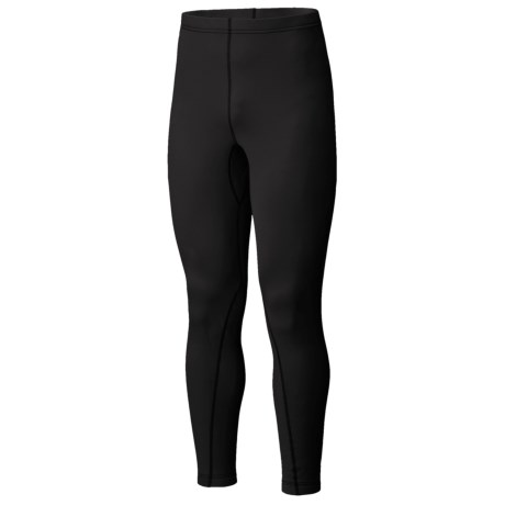 Mountain Hardwear Polartec® Micro Power Stretch® Base Layer Tights - Full Length (For Men)