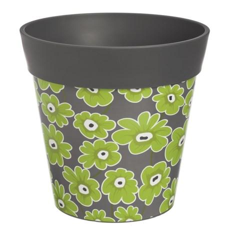 hum Mod Botanical Flower Pot