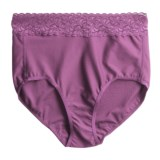 ExOfficio Give-N-Go® Lacy Panties - Full-Cut Briefs (For Women)