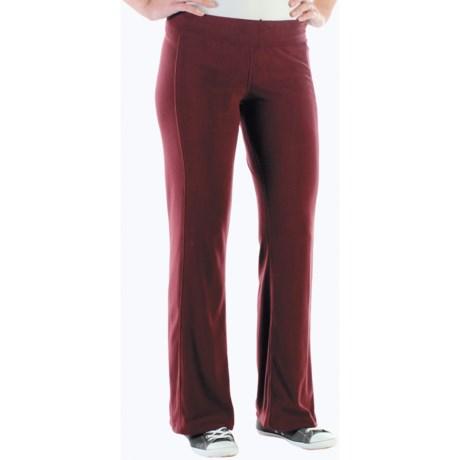 ExOfficio Jandiggity Grid Fleece Pants (For Women)