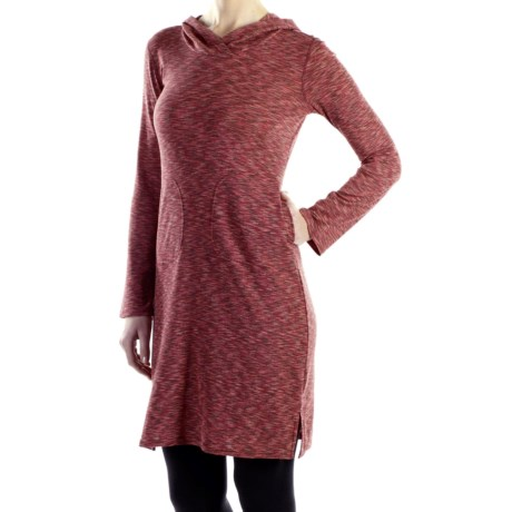 ExOfficio Chica Cool Hoodie Dress - UPF 30+, Long Sleeve (For Women)