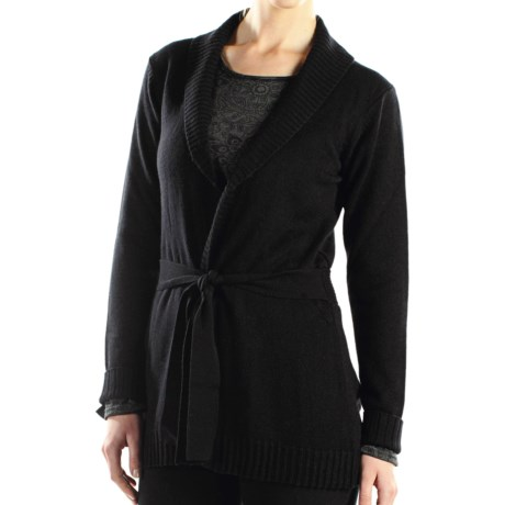 ExOfficio Senora Angora Cardigan Sweater (For Women)