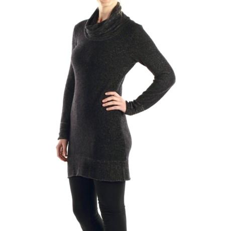 ExOfficio Vona Turtleneck Tunic Sweater (For Women)