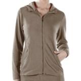 ExOfficio Jandiggity Fleece Hoodie (For Women)
