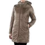ExOfficio Storm Logic Ripstop Coat (For Women)