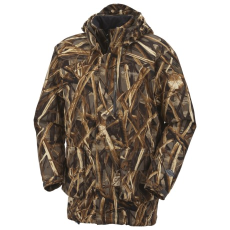 Columbia Sportswear Omni-Heat® Big Game Quad Parka - Waterproof, 3-in-1 (For Men)