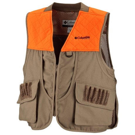 Columbia Sportswear Warm Weather Cockbird Hunting Vest (For Men)