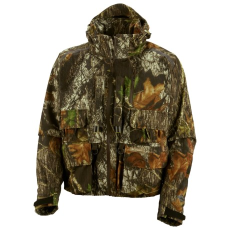 Columbia Sportswear Omni-Heat® Wader Widgeon II Jacket - Waterproof, Soft Shell (For Men)