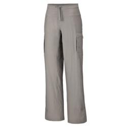 Mountain Hardwear Yuma Pants - UPF 50 (For Women)