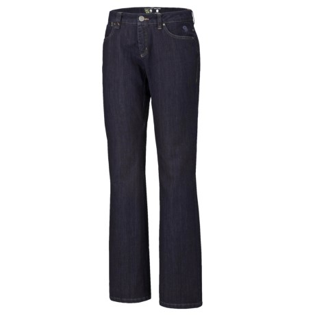 Mountain Hardwear Wagner Gene Jeans - Organic Cotton, Recycled Materials (For Women)