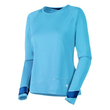 Mountain Hardwear Tephra Trek T-Shirt - UPF 50, Long Sleeve (For Women)