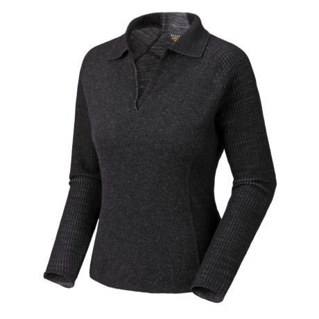 Mountain Hardwear Sarafin Sweater - Wool, Recycled Materials (For Women)