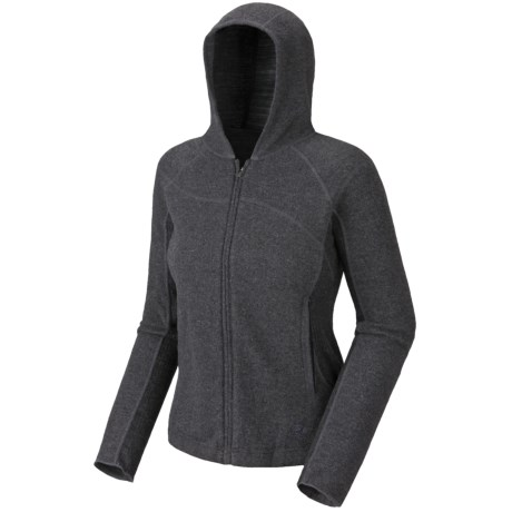 Mountain Hardwear Sarafin Hoodie - Wool, Recycled Materials (For Women)