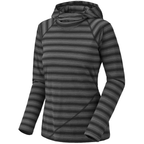 Mountain Hardwear Rosaria Hoodie Shirt - Merino Wool, Long Sleeve (For Women)