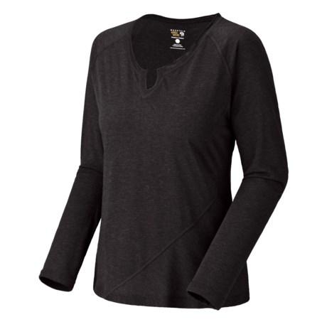 Mountain Hardwear Pandra T-Shirt - Long Sleeve (For Women)