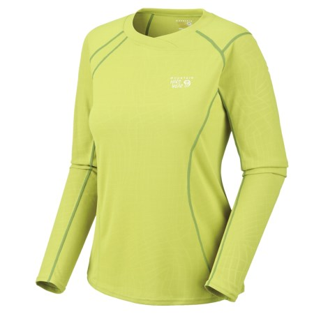 Mountain Hardwear Aliso Shirt - UPF 25, Long Sleeve (For Women)