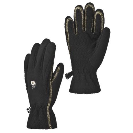Mountain Hardwear Kapow Gloves - Fleece (For Boys)