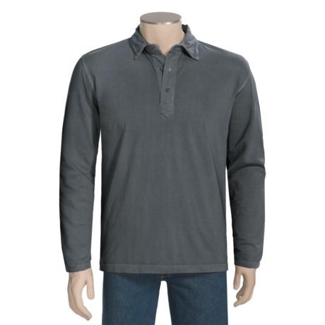 Honolua Cabo Polo Shirt - Long Sleeve (For Men)