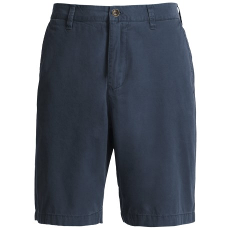 Honolua Tidal Twill Chino Shorts (For Men)