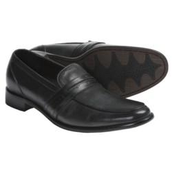 Auri Daytona Penny Loafer Shoes - Leather (For Men)
