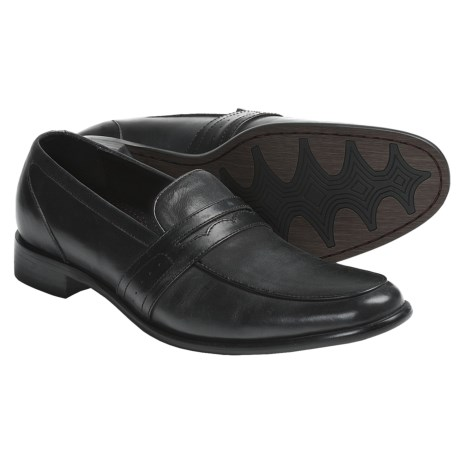 Auri Daytona Penny Loafer Shoes - Leather (For Men)